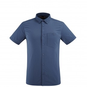 ACCESS SHIRT M BLUE Lafuma