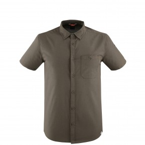 RUCK SHIRT SS M BROWN Lafuma
