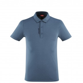 SHIELD POLO M BLUE Lafuma