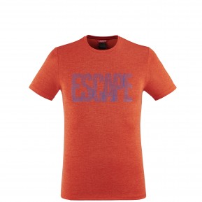 SHIFT TEE M ORANGE Lafuma