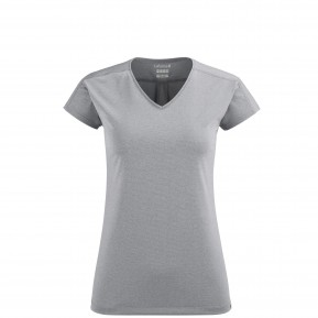SHIELD TEE W GREY Lafuma