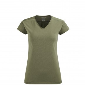 SHIELD TEE W KHAKI Lafuma