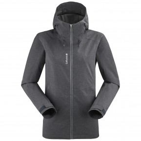SKIM ZIP-IN JKT W GREY Lafuma