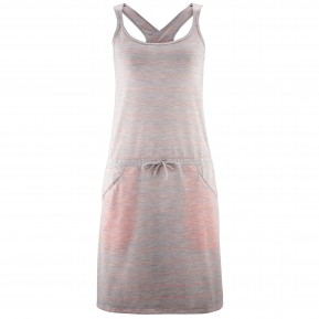 Skim Dress W Heather Grey Lafuma