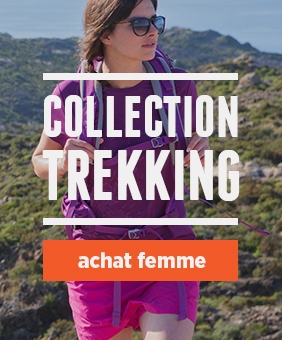 COLLECTION TREKKING FEMME