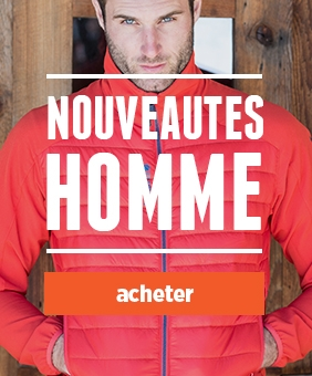 nouvelle collection homme Lafuma