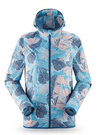 Veste Windlight graphic