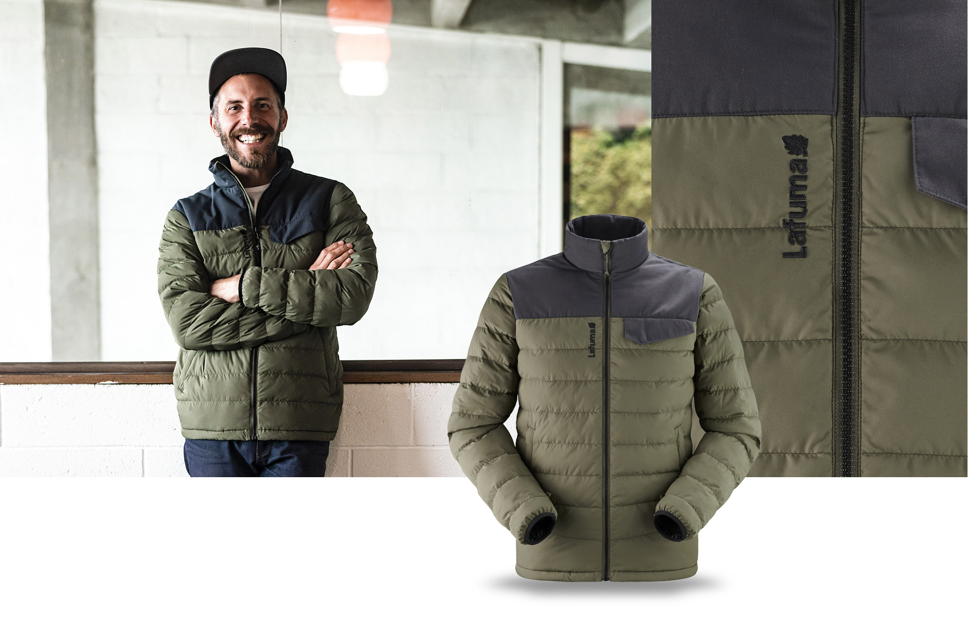 Down Jacket Norvic Down