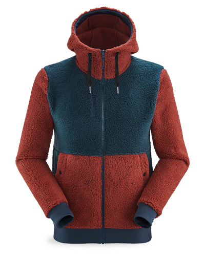 Polaire DERRY HOODIE M