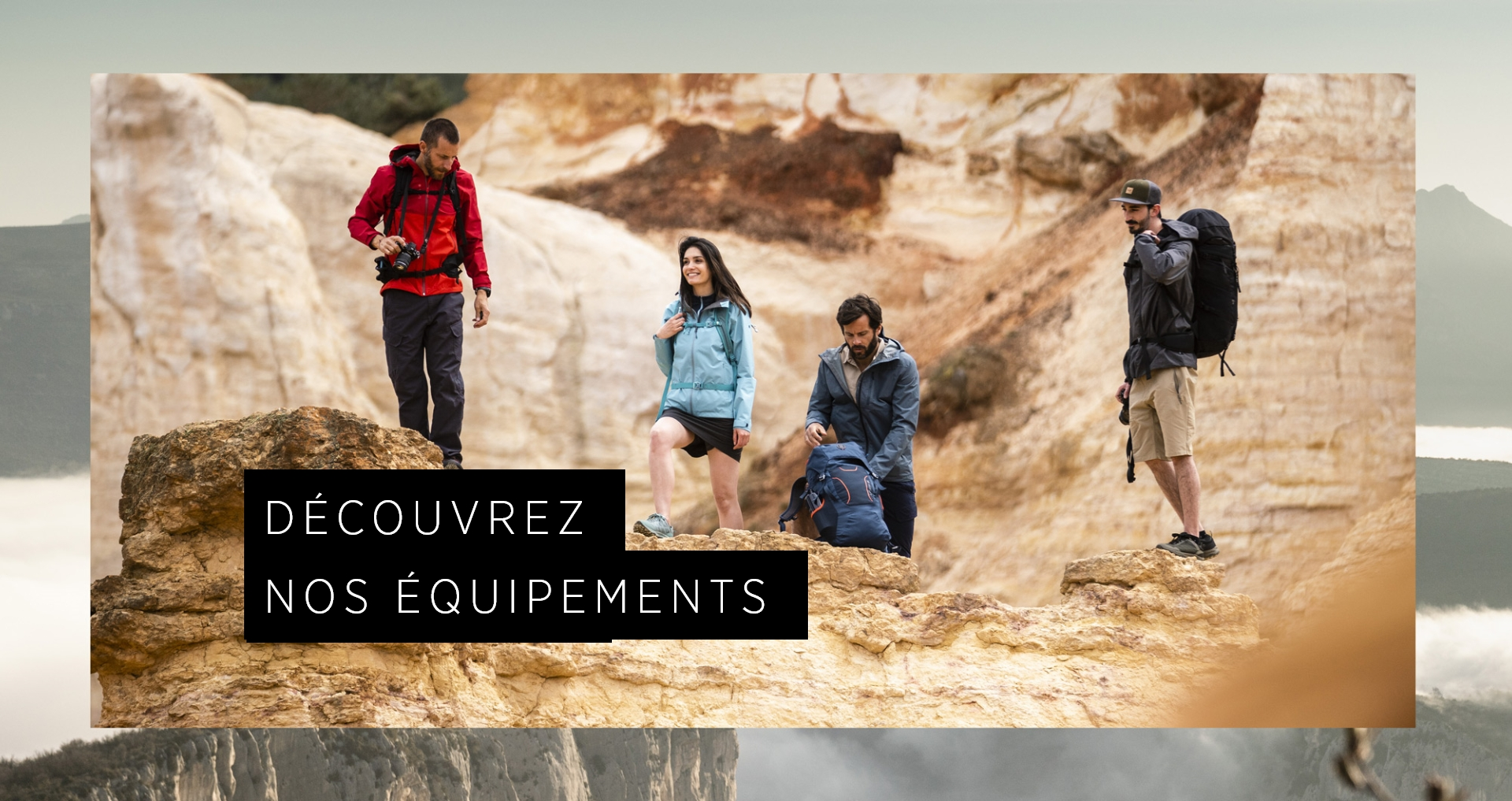 collection equipement