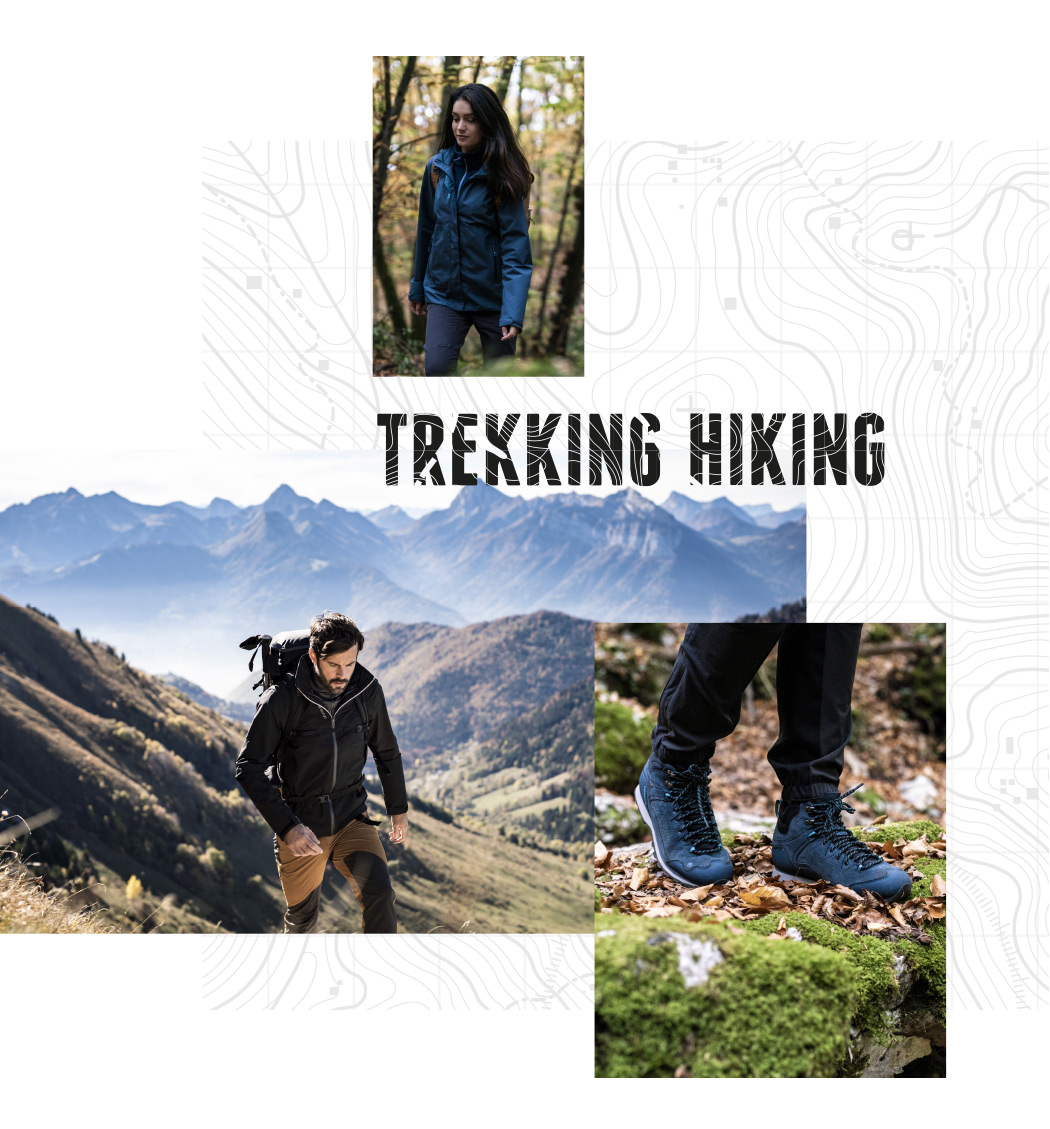 Trekking Hiking