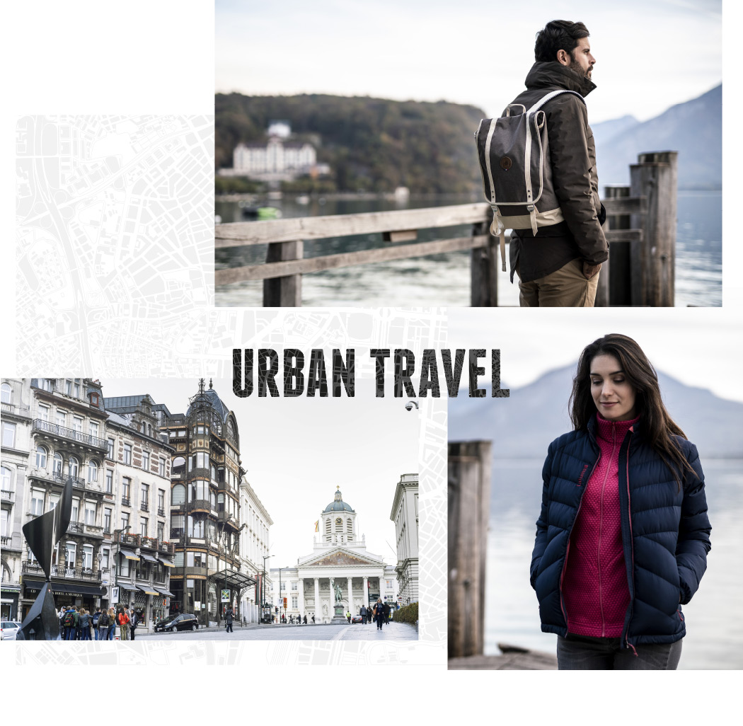 Collection Urban Travel