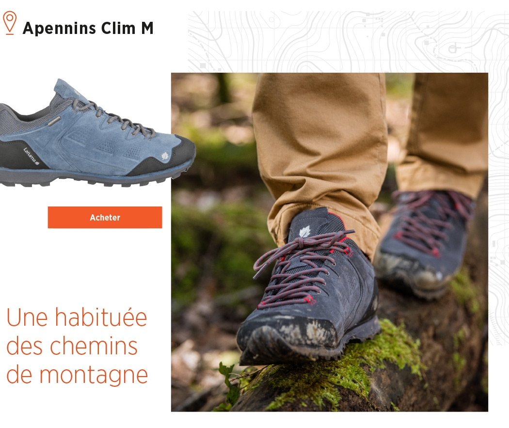 Chaussures Appenins