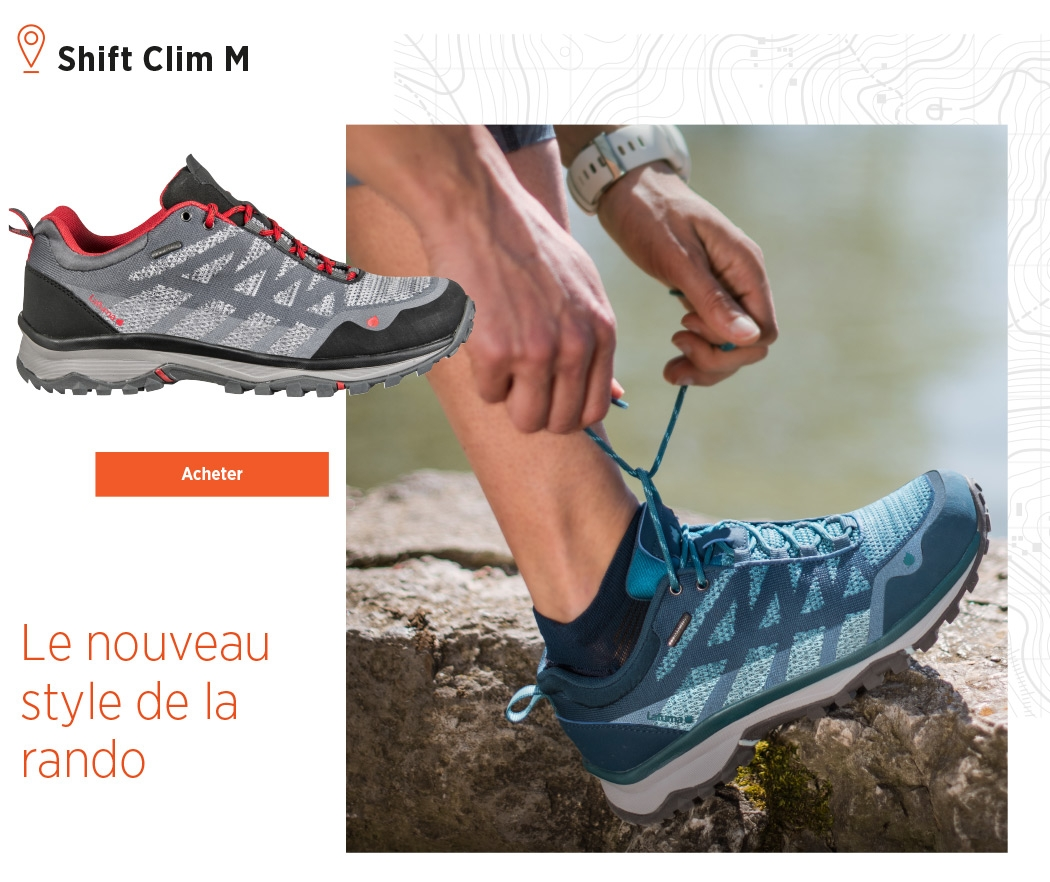 Chaussures ShiftClim