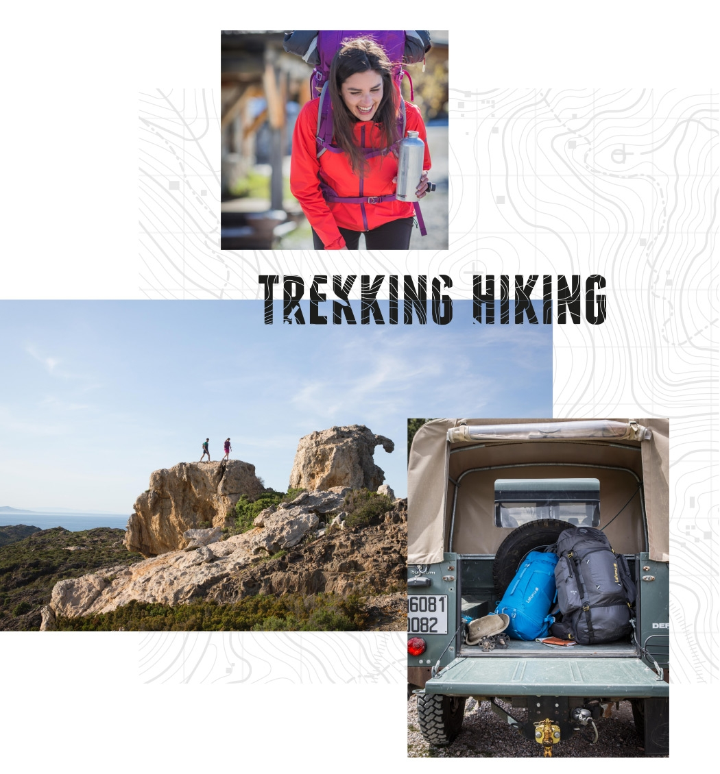 Collection Trekking Hiking